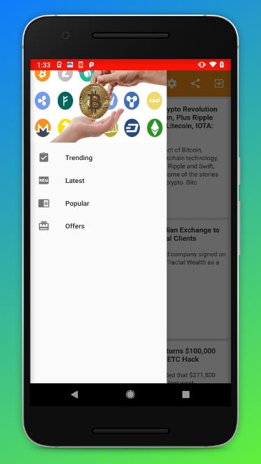 crypto android github galingiausi prekybos rodikliai