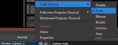 Scale Filter