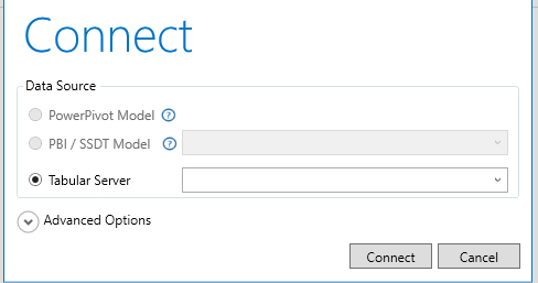 unable to connect to power bi file issue 67 daxstudio daxstudio