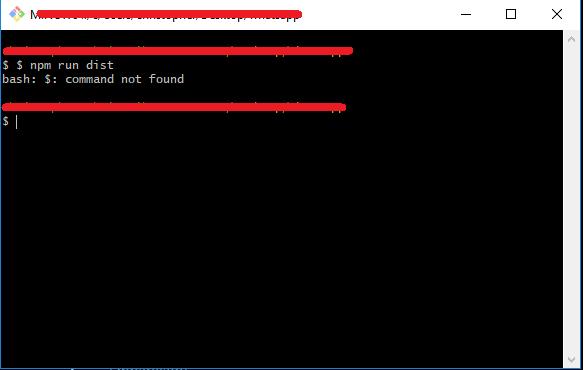 is mi new error