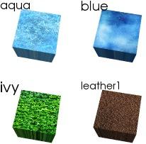 texturecubes