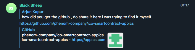 appics-smart-contract