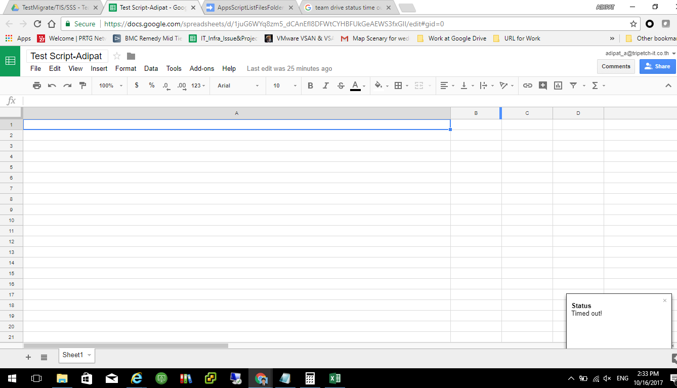 how to put files into a folder in google drive