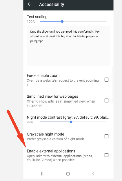 Feature Request: Add an option to toggle