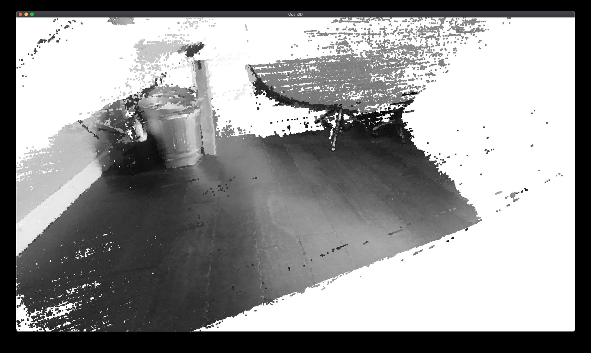 Subpixel Disparity (3,072 depth steps)