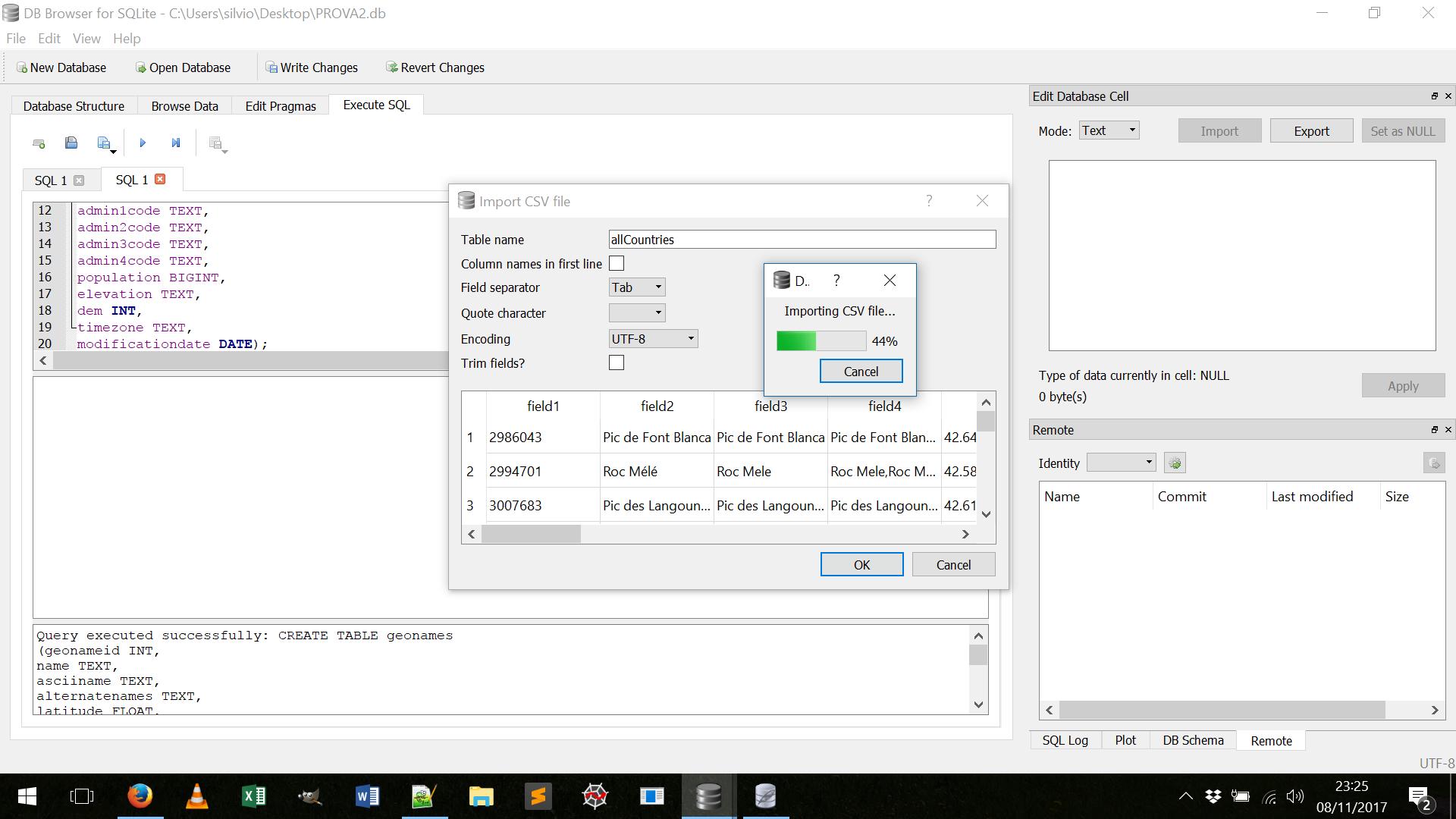 db-browser_csv_settings