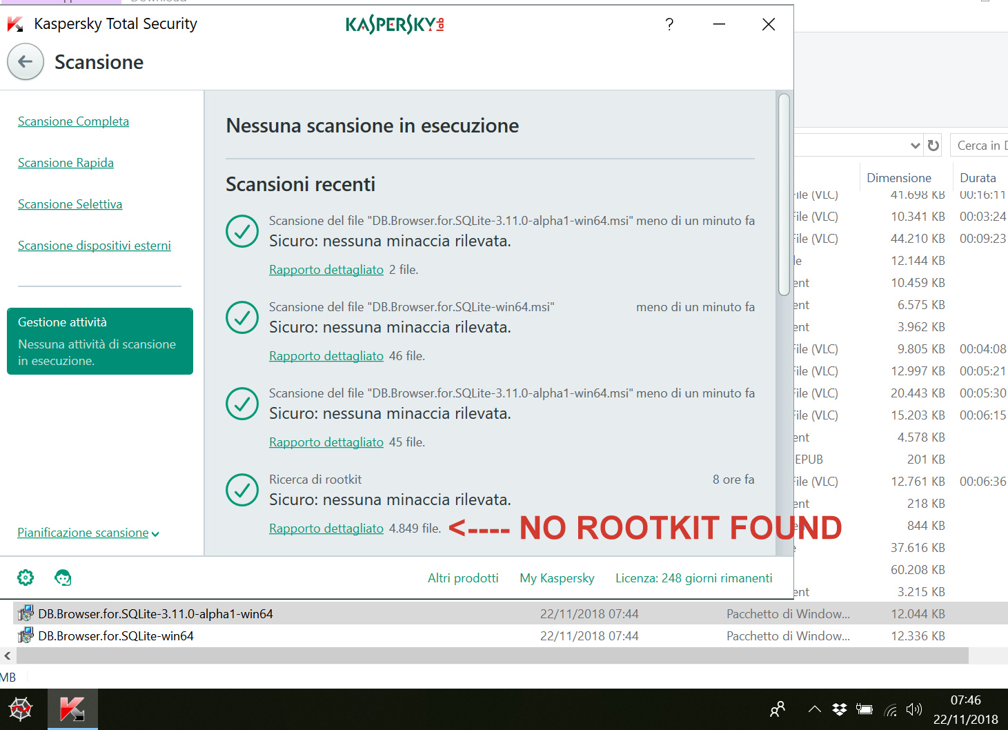 Trojan reported against win64 v3.10.1 · Issue #1623 · sqlitebrowser