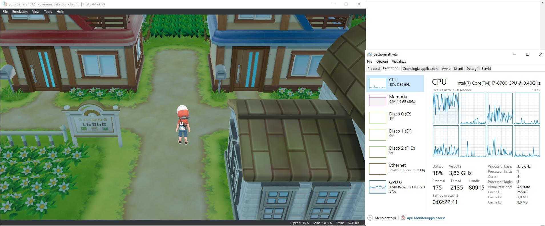 Memory leakage in Pokémon Let's Go Eevee · Issue #1778