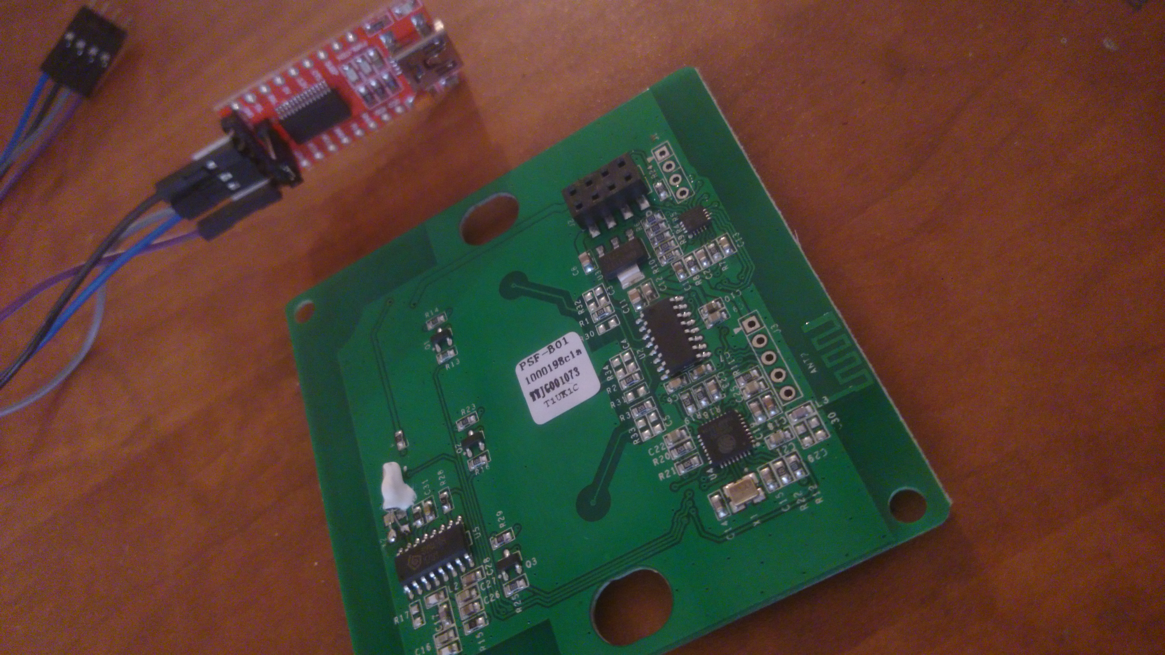 Flash Pin Locations Of Sonoff Touch T1  U00b7 Issue  1399  U00b7 Arendst  Sonoff