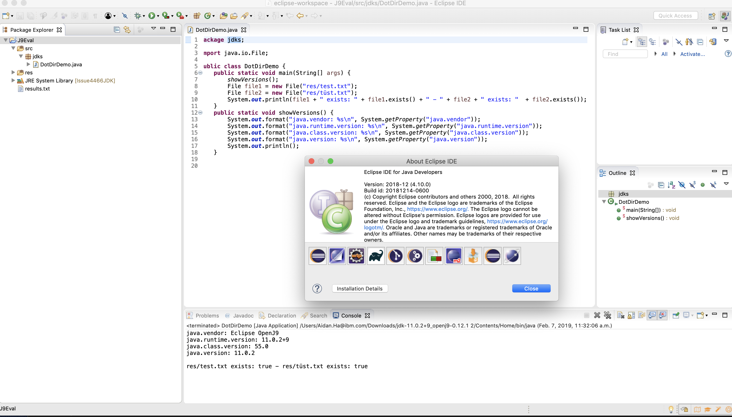 Eclipse Java Program Download