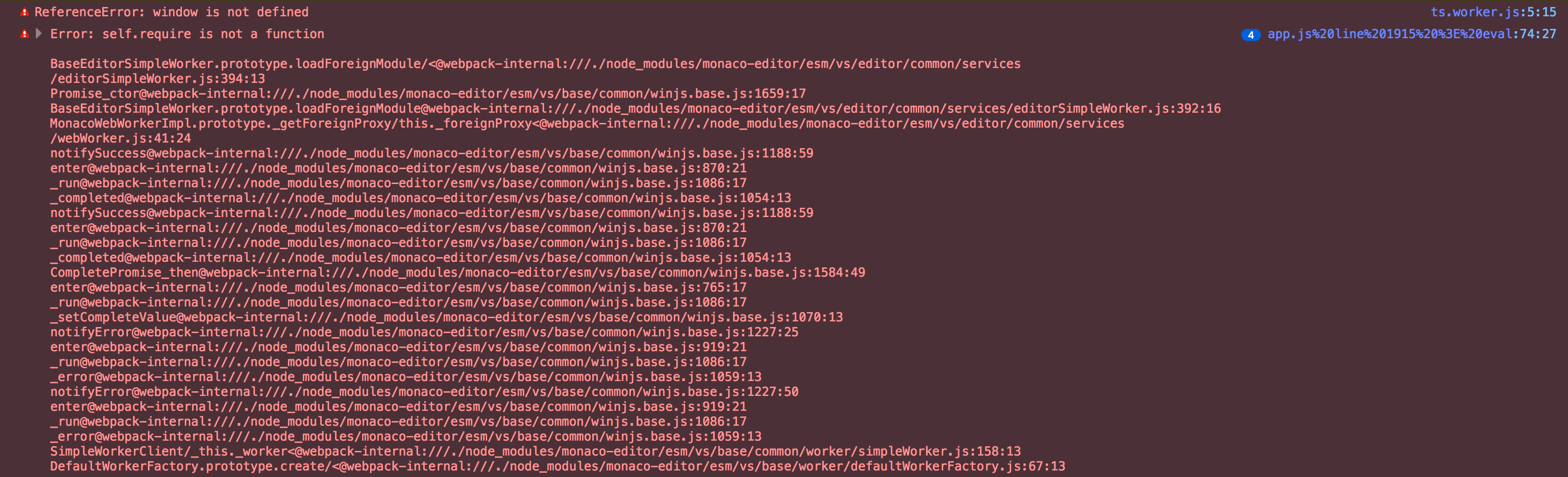 Developers - webpack/browserify compatible AMD headers -