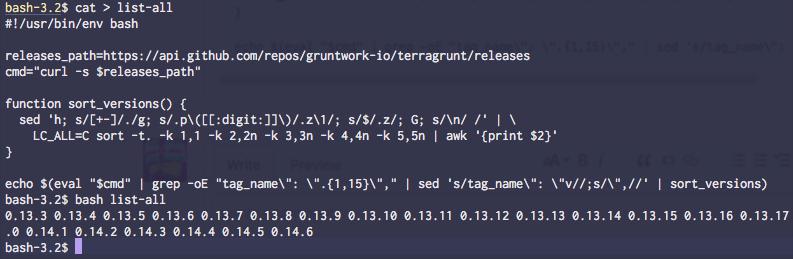 list-all GitHub releases on OSX fails · Issue #31 · asdf-vm/asdf