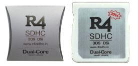 R4 SDHC Dual-Core (r4isdhc hk) · Issue #6 · ntrteam