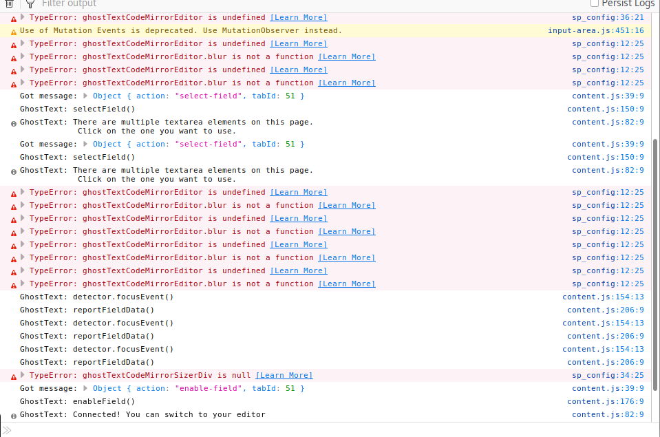 GhostText-for-SublimeText - Bountysource