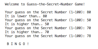 GitHub - pewcodes/pySecretNumGame: Guess the secret number game