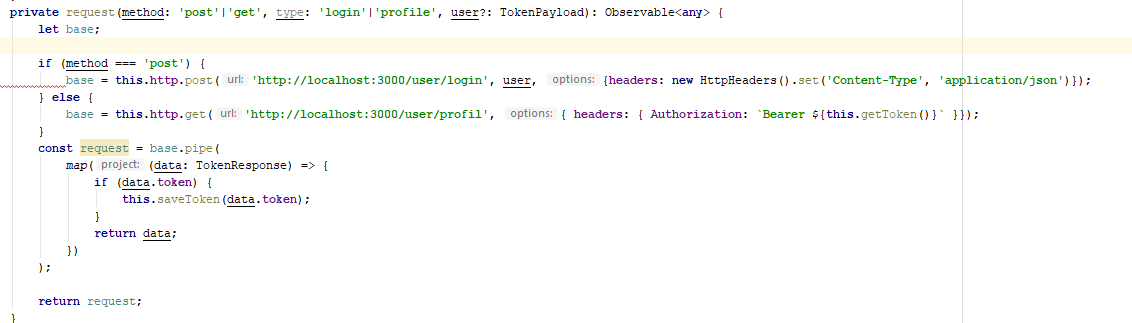 HttpClient post body param is not sent correctly when using