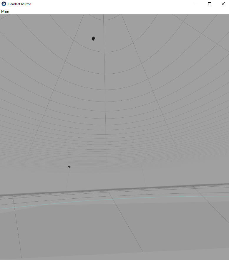 Calibration issue: cameras are not in the right places in SteamVR
