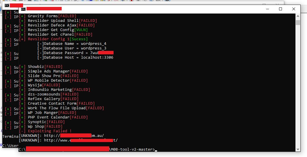 GitHub - MrHacker46/M0B-tool-v2: M0B tool v2 : exploit - brute force