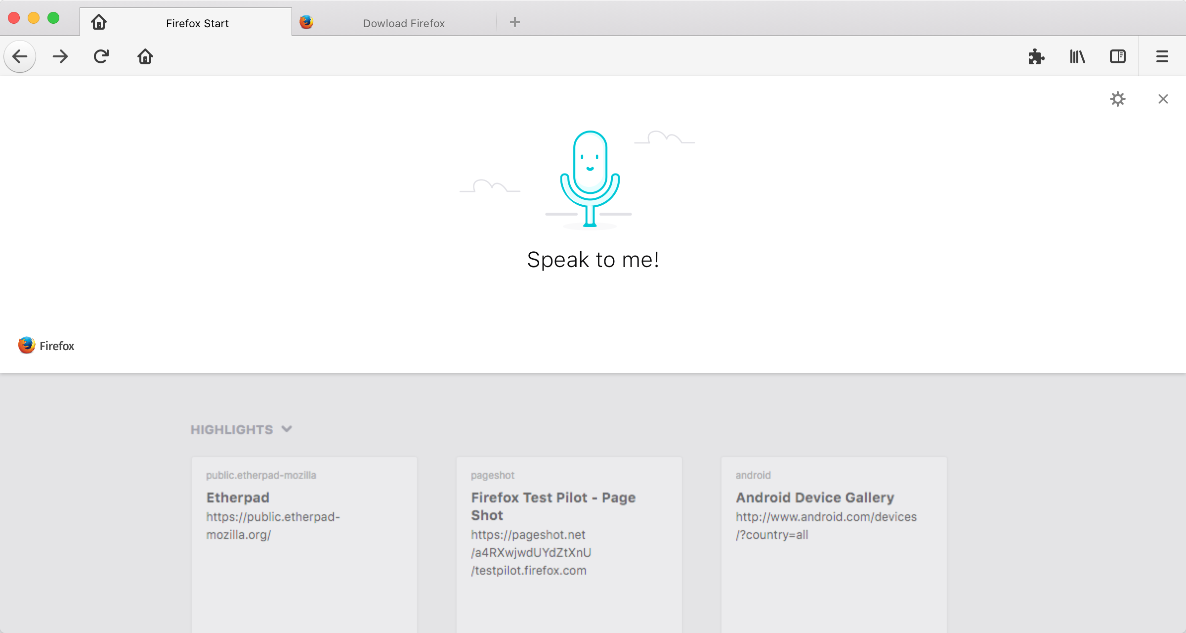 Implement Voice Input Overlay · Issue #19 · mozilla