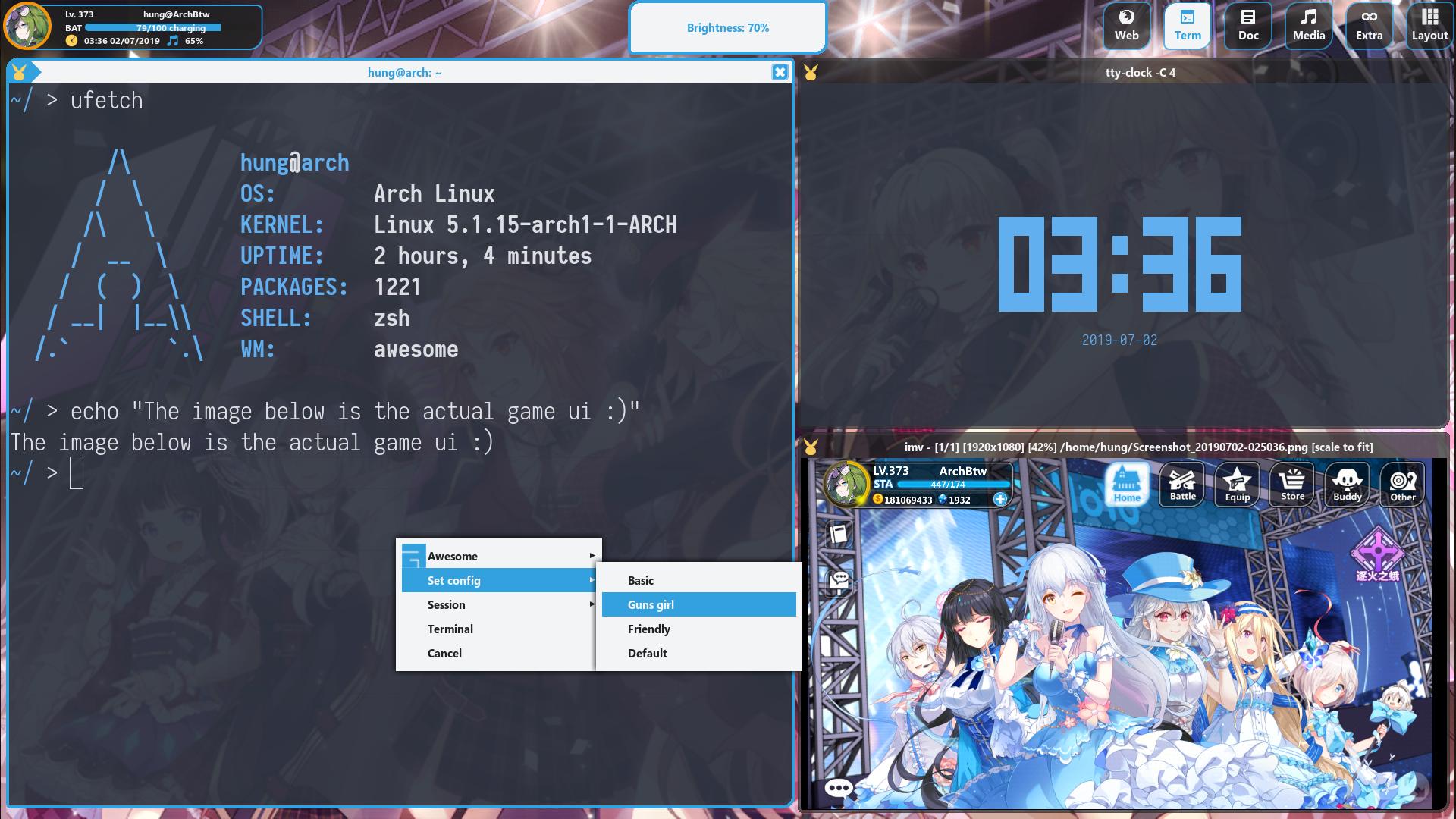 Screenshots · Issue #1395 · awesomeWM/awesome · GitHub