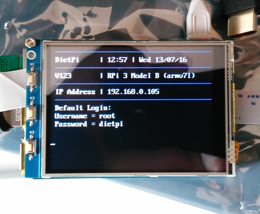 DietPi-Cloudshell | Support for Odroid C1 / C1+ / C0 (and