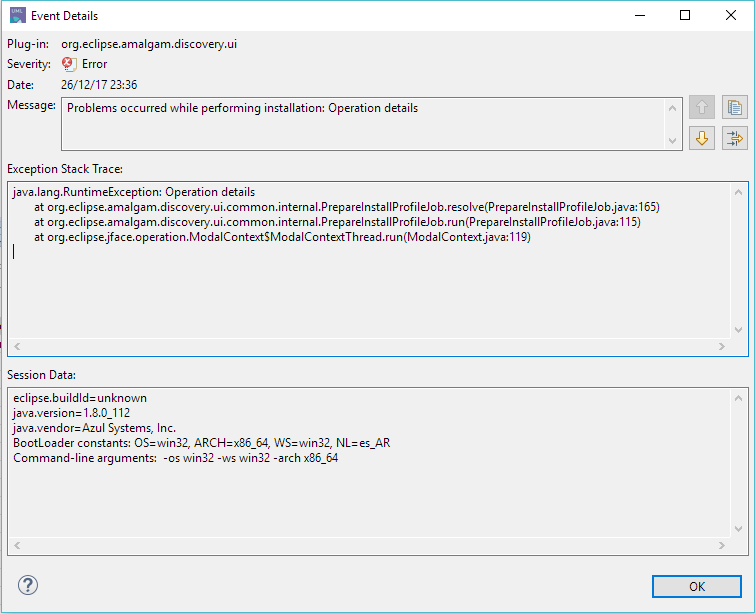 Can't install SysML Designer component in UML Designer 8 0