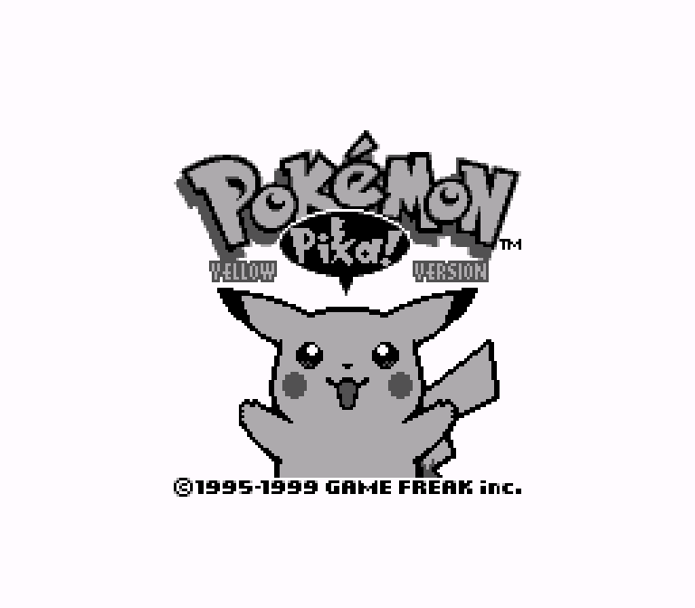 No Super Game Boy borders with Pokemon Yellow  -