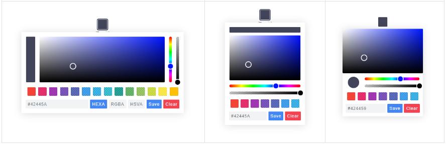 Joomla! Issue Tracker | Joomla! CMS #25162 - [4 0] Colorpicker