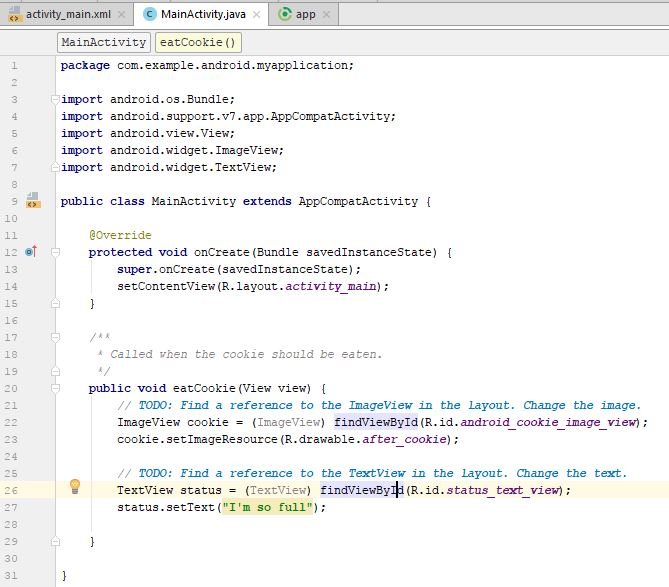 Android For Beginners Cookies Solution Code Github