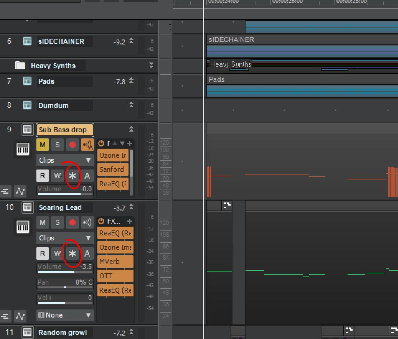 All instances of Surge load to init preset only in Cakewalk