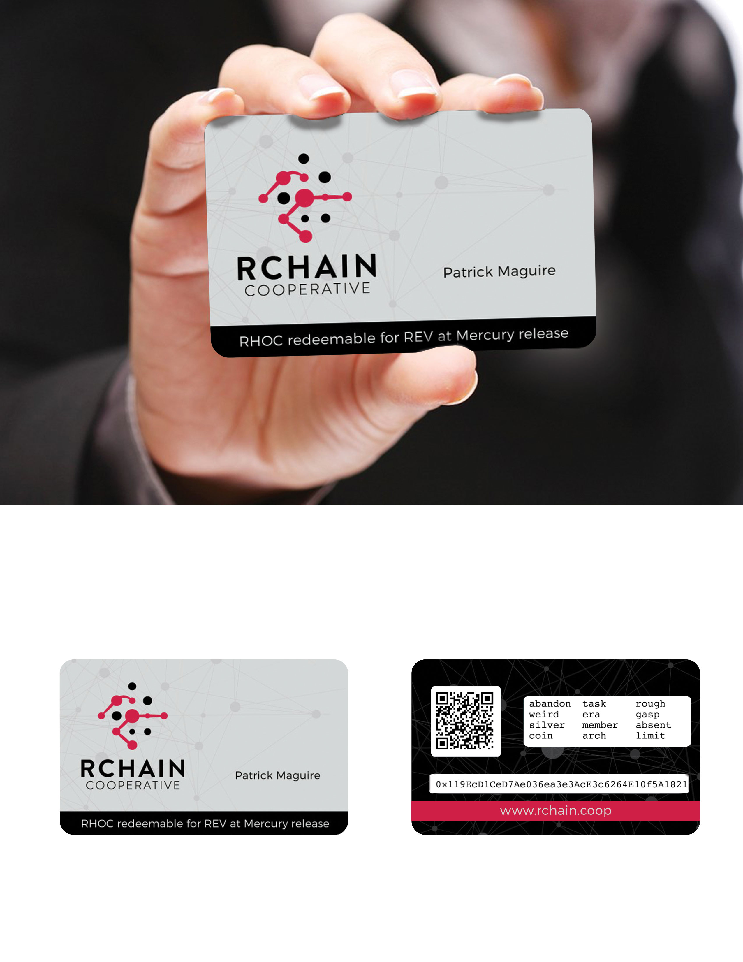 M> (G) Ether.cards - design · Issue #150 · rchain/bounties · GitHub