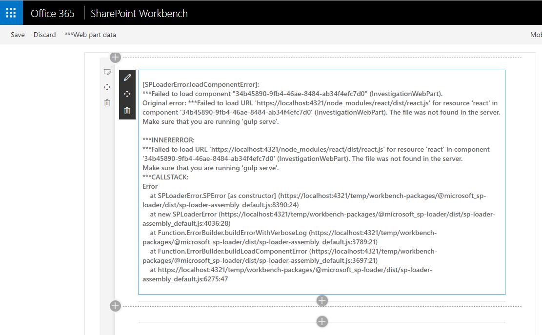 yoeman code generator @microsoft/sharepoint is not working