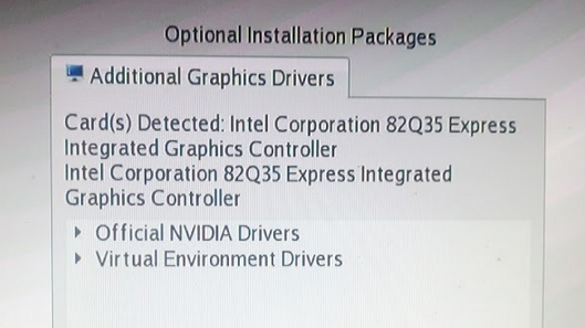 intel corporation 82q35 express serial kt controller