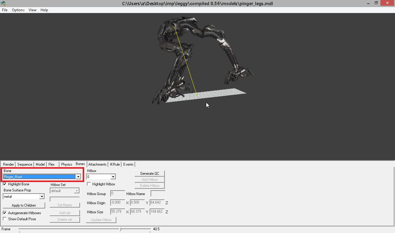 PAC3 randomly adding/renaming bones from custom MDLs · Issue