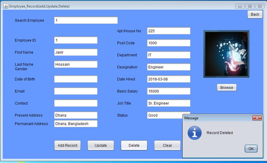 GitHub - jakiraj/Employee-Payroll-Management-System