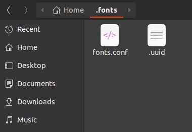 Arabic font style isn't good in Ubuntu 18 10 development