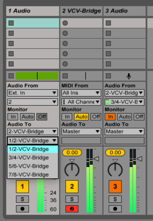 VCV Bridge + VST/AU/AAX?/LV2? Bridge plugins · Issue #31