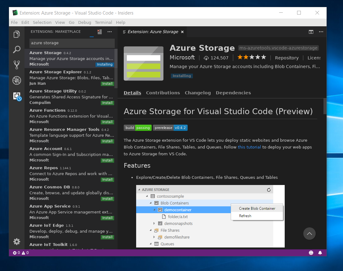 WSL: Cannot sign in · Issue #109 · microsoft/vscode-azure
