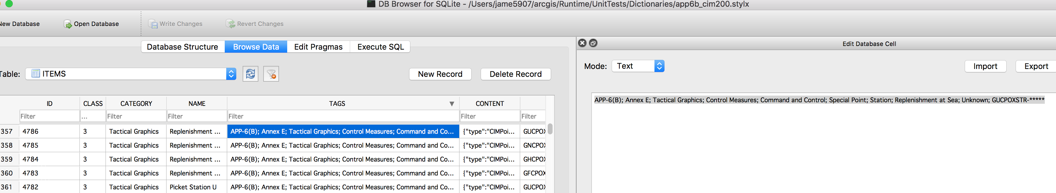 Remove All Spaces After Semi Colons In The App6 B Stylx Issue 291
