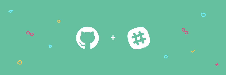 GitHub and Slack banner image