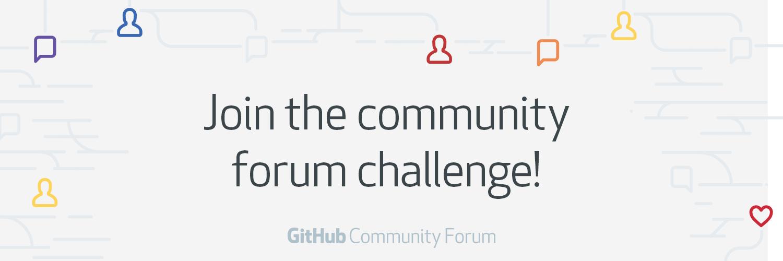 GitHub Learning Lab Explorer Challenge banner
