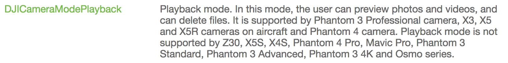 Does not work for Phantom 4 Advanced · Issue #4 · DJI-Mobile-SDK