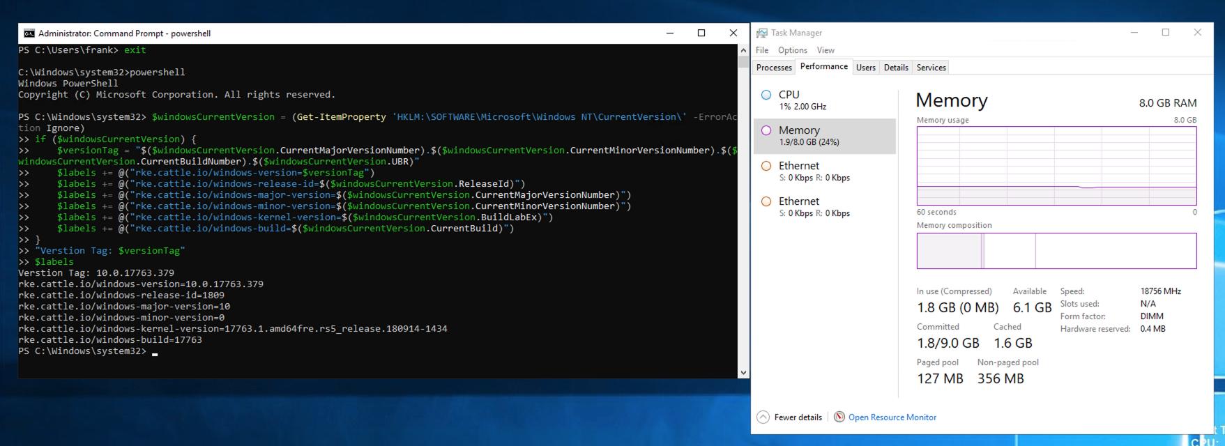 Windows Nodes crashing after 2-3 days · Issue #17499