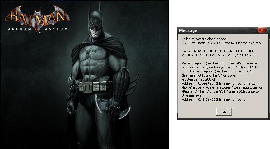 bmlauncher.exe batman