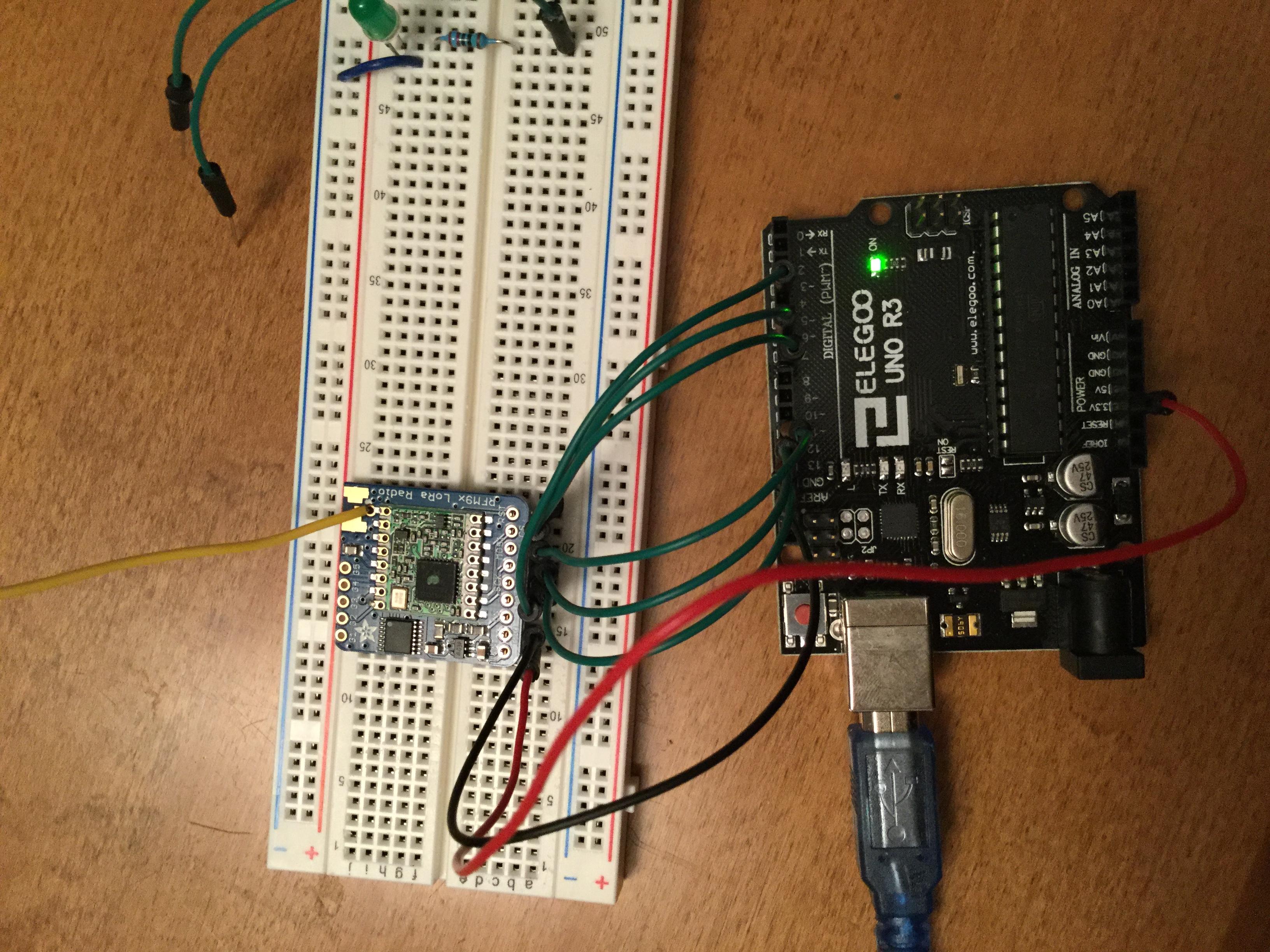 LoRa initialization fails · Issue #74 · sandeepmistry/arduino-LoRa