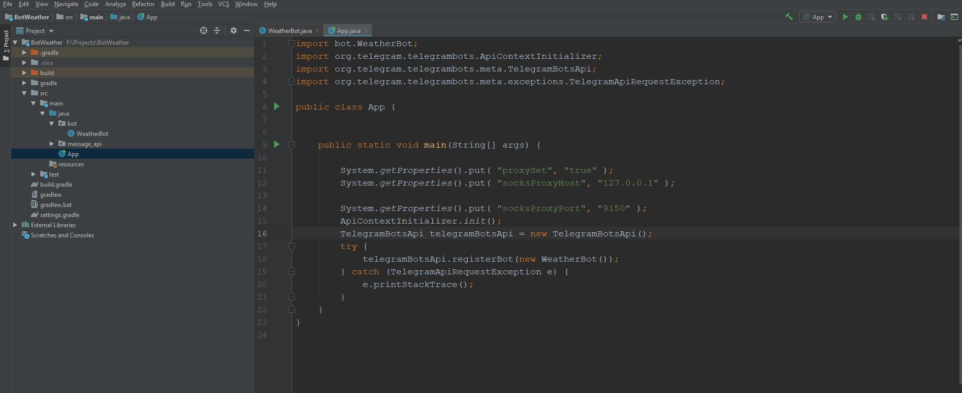removing old webhook · Issue #442 · rubenlagus/TelegramBots · GitHub