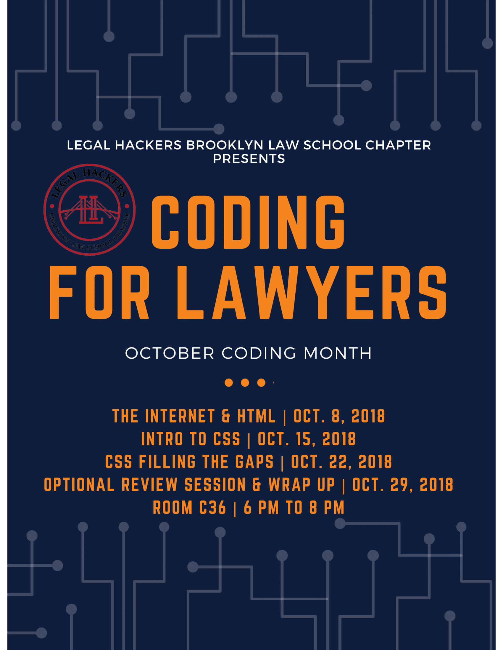 coding for lawyers oct 2018-1