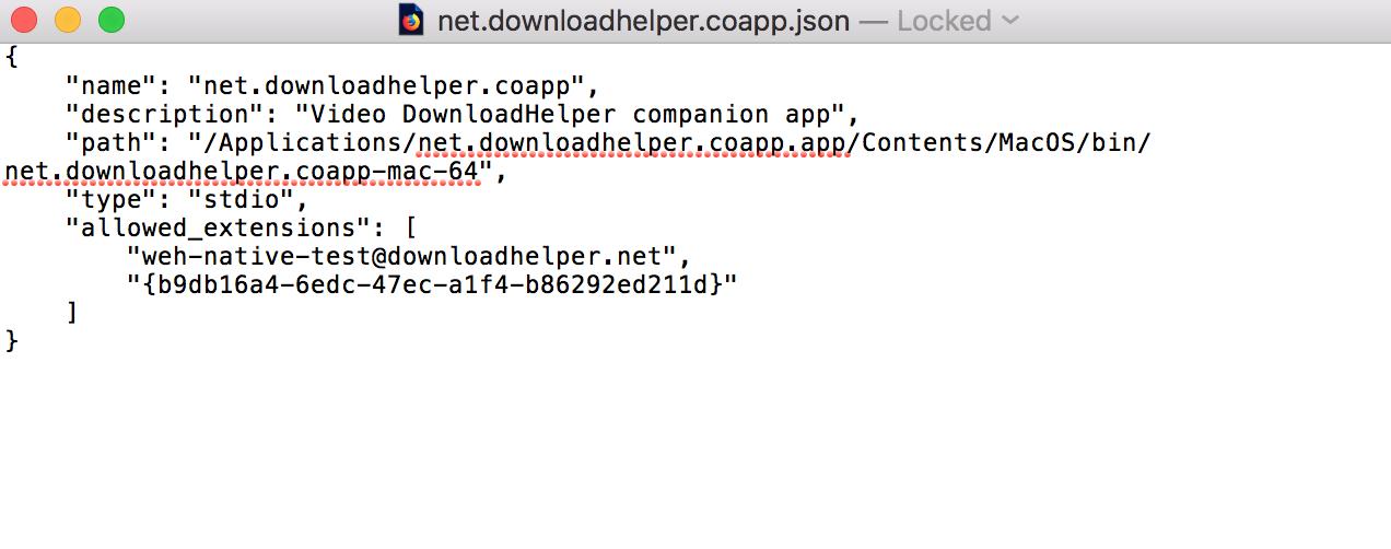 Video downloadhelper companion app 1 2 4