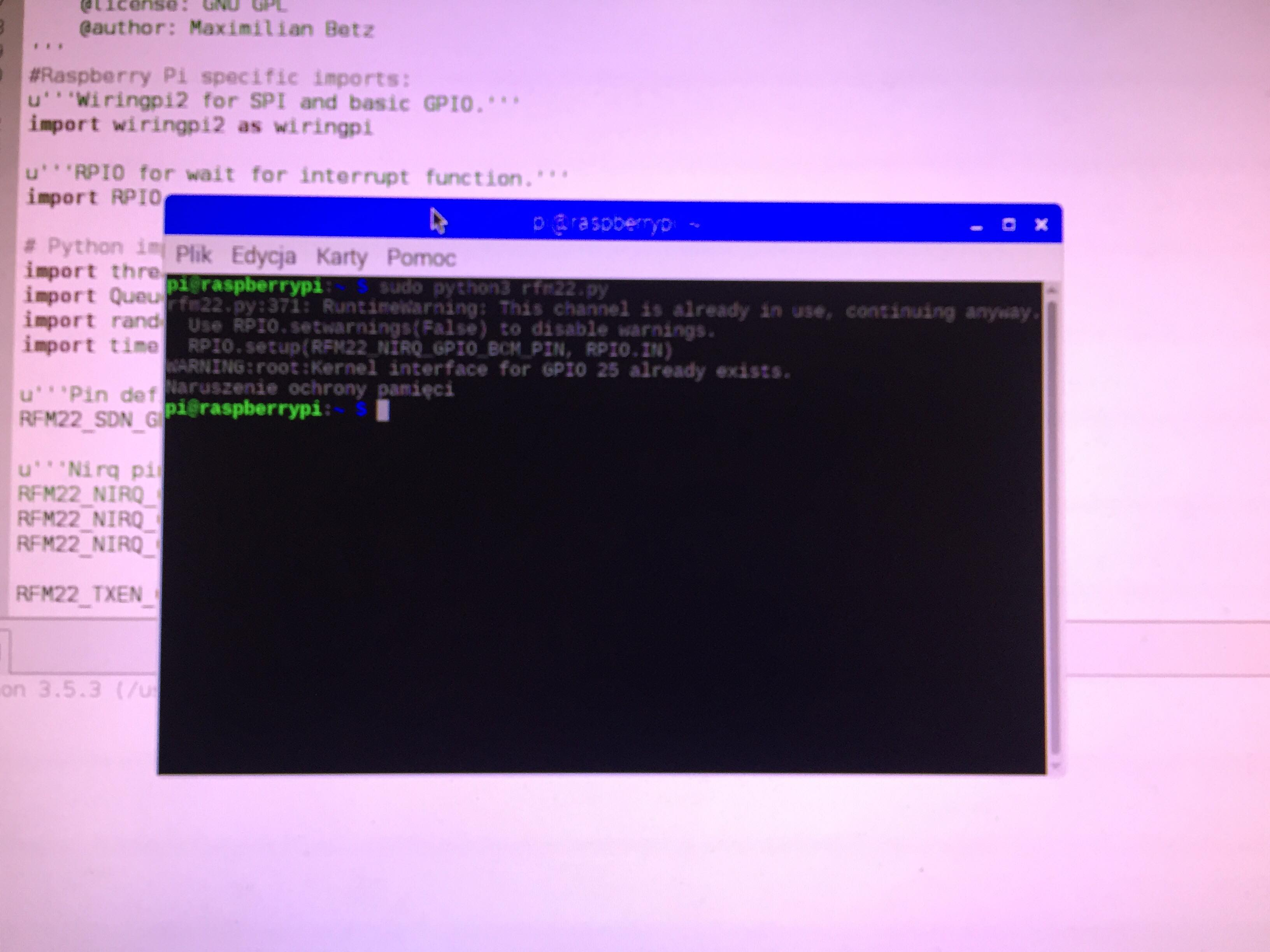 Remarkable Code In Py3 Issue 2 Maxbaex Raspi Rfm22 Github Wiring Digital Resources Inamasemecshebarightsorg