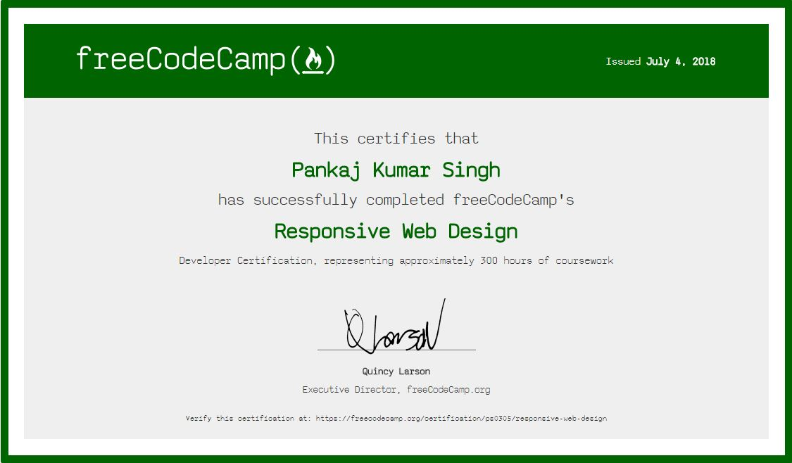 Github Ps0305 Responsive Web Design Projects Responsive Web Design Projects